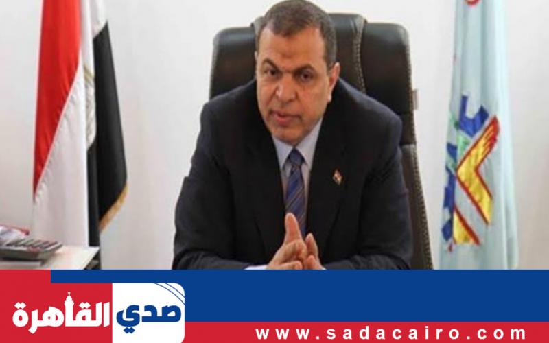 وزير القوى العاملة يكشف تفاصيل فرص العمل في أسوان