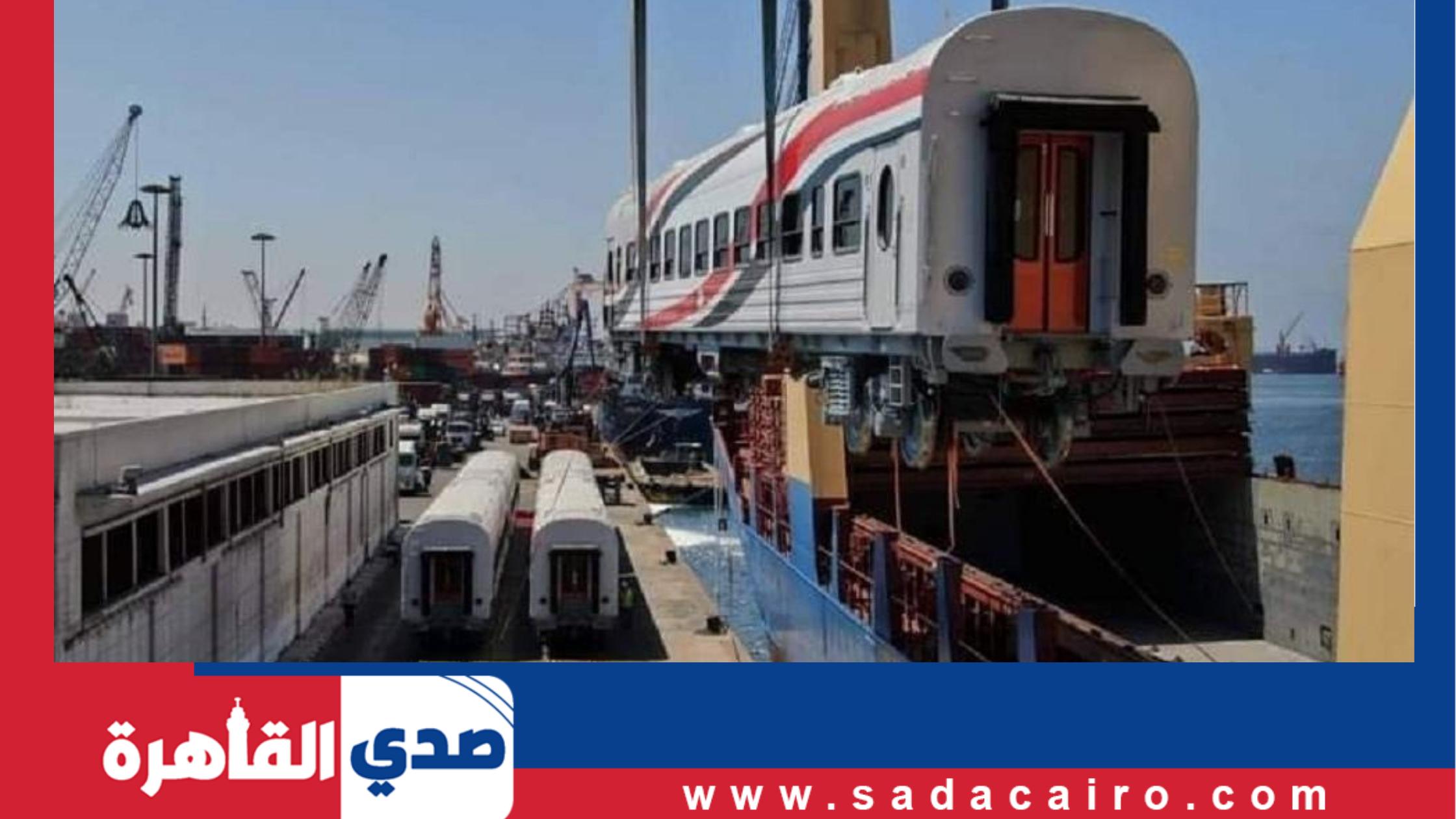 رئيس هيئة السكة الحديد يكشف خطة استيراد عربات القطارات