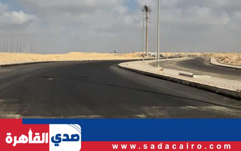 رئيس مدينة الشروق يعلن الانتهاء من محور أحمد عرابي