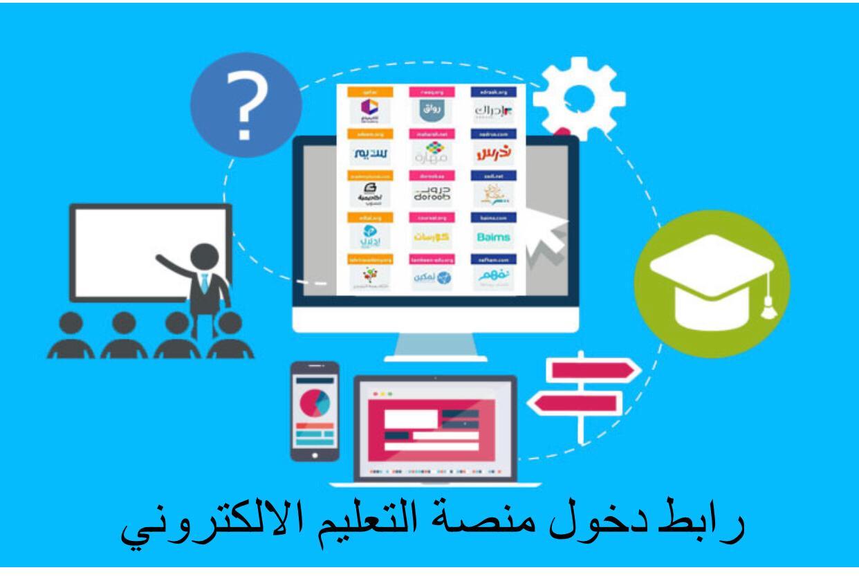 رابط دخول منصة التعليم الالكتروني lms.education.qa