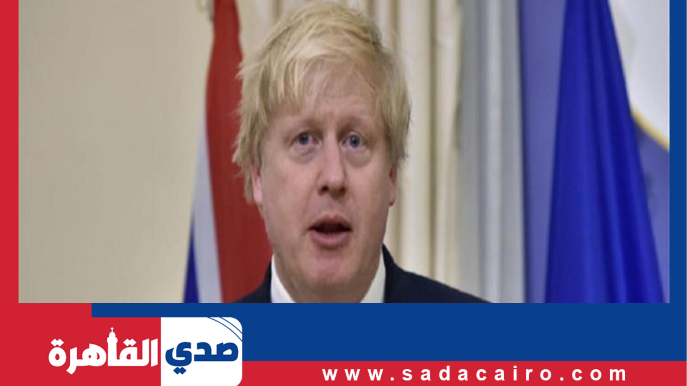 رئيس الوزراء البريطاني ينوي رفع إجراءات الحجر الصحي في هذا الموعد