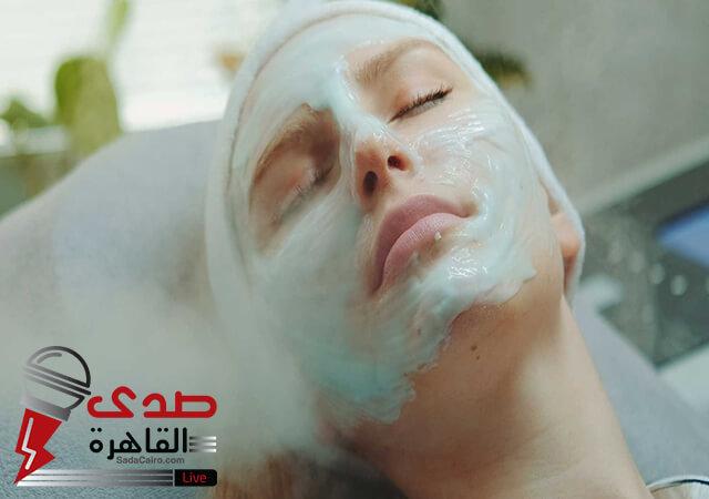 فائدة تنظيف البشرة بالماسكات بعد البخار