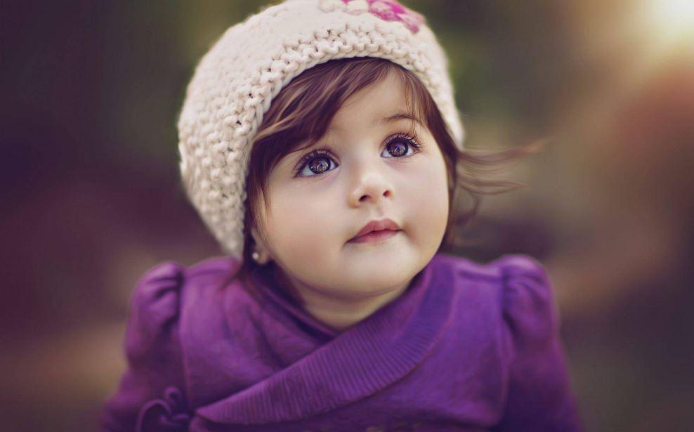 البنت الصغيرة في المنام