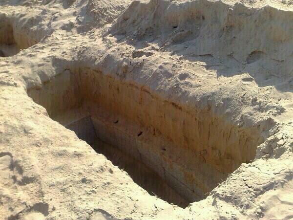 رؤية المقابر في المنام