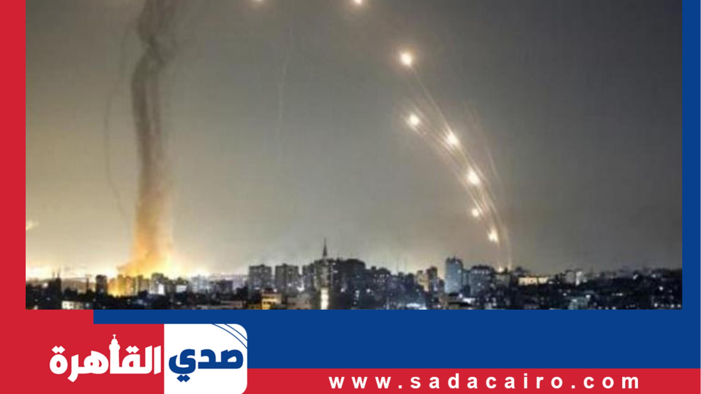 مقاتلات الاحتلال الإسرائيلي تشن غارات على قطاع غزة