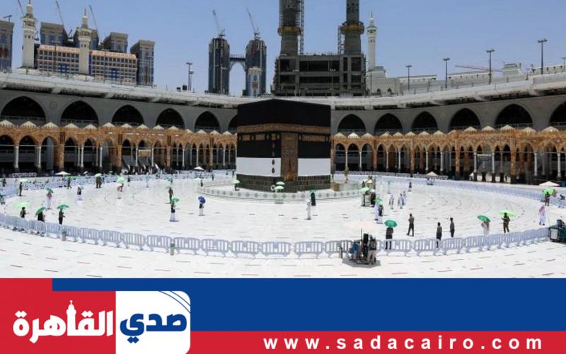 طلائع الحجاج تؤدي طواف القدوم في مكة المكرمة اليوم السبت