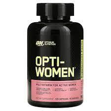 فيتامين Opti-Women Multivitamin Nutrition