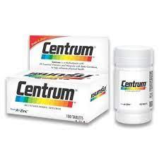 سنتروم ملتي فيتامينCentrum Multivitamin