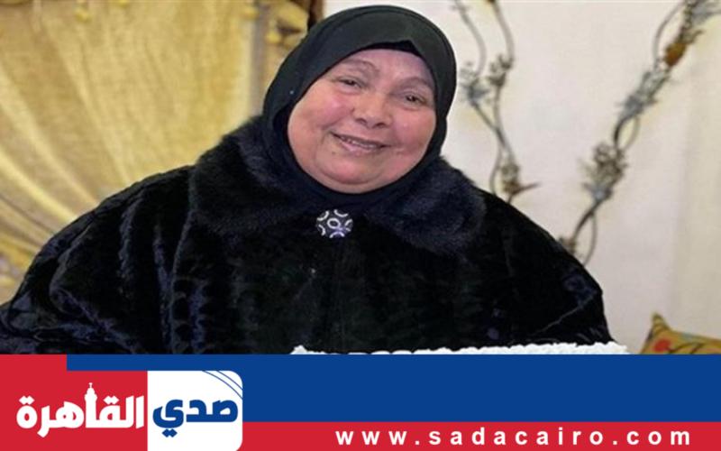أحمد حسن يعلن وفاة والدته صباح اليوم الاثنين