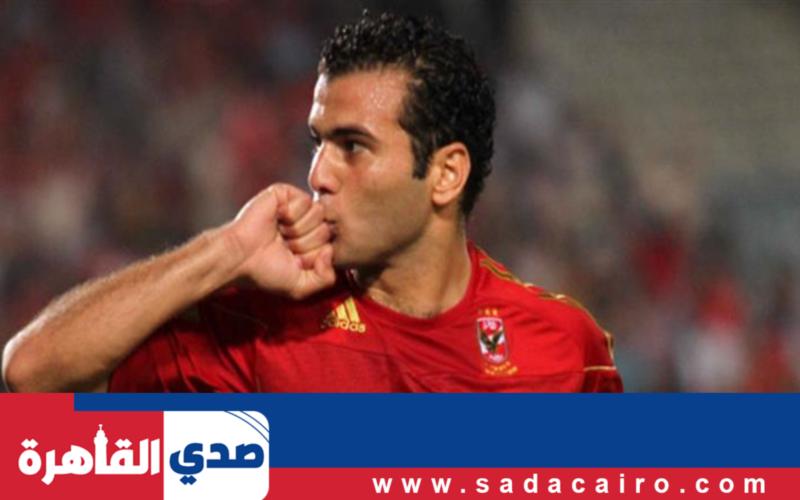 عماد متعب يتحدث عن طموحاته بعد عودة الدوري المصري